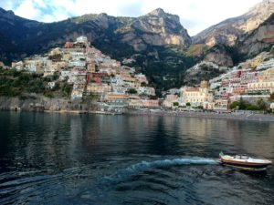 Amalfi Coast tour di Luma Charter
