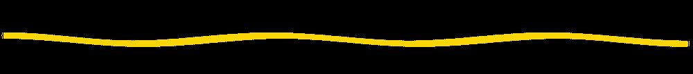 separator line yellow wave