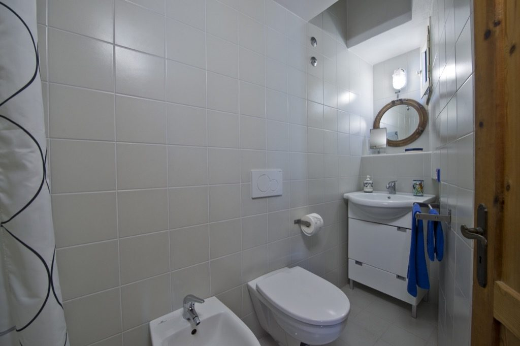 Suite Terramare bathroom
