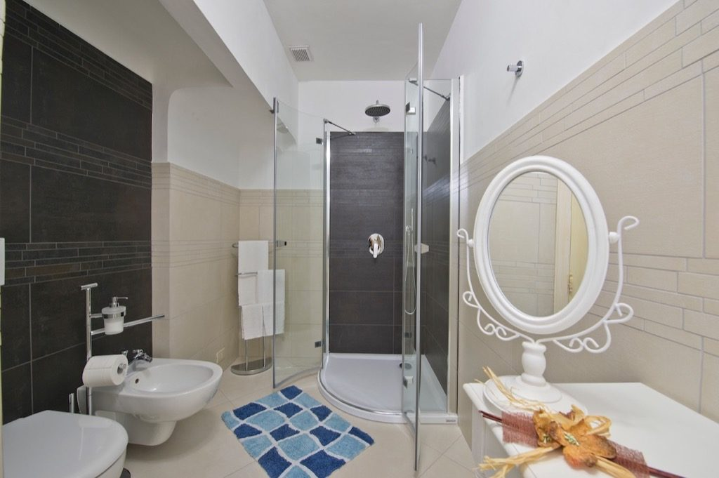 Casa Coccinella bathroom mirror