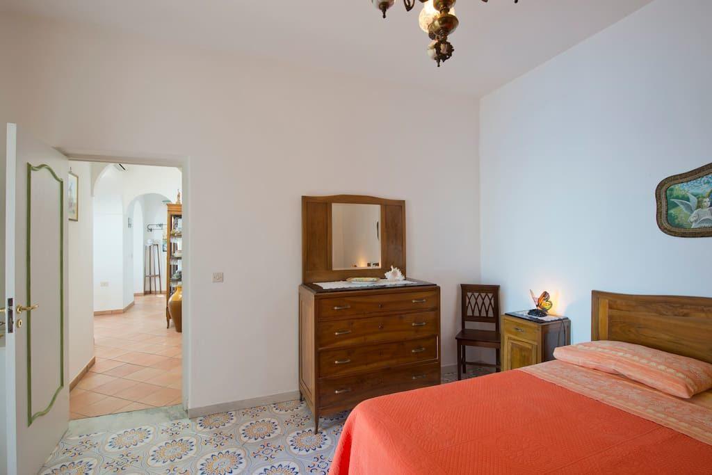 Casa regina double bedroom interior