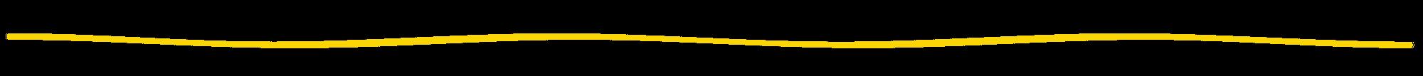 separatore linea onda gialla